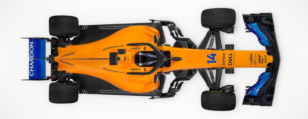 Unveiling the McLaren MCL33
