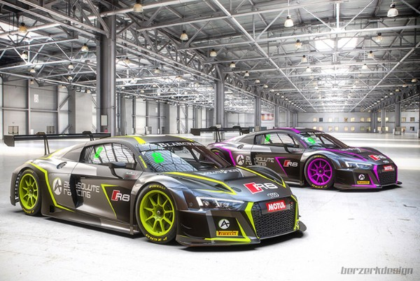 ABSOLUTE RACING RETURNS TO BLANCPAIN GT SERIES ASIA WITH TWO AUDI R8 GT3s