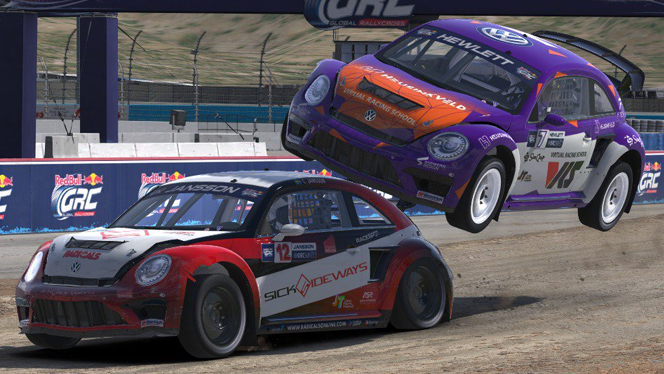 Perfect 10 for deJong After iRacing #DIRTNight Triumph in Phoenix