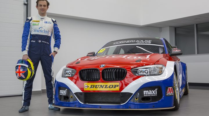 Jelley to jump into Team Parker Racing's new BMW