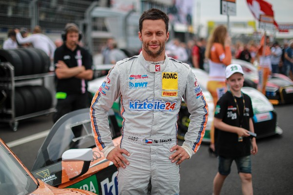 FRANK STIPPLER AND FILIP SALAQUARDA WILL LINEUP IN THE ADAC GT MASTERS FOR NEWCOMERS, TEAM ISR