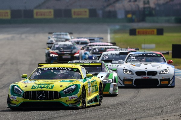 HTP MOTORSPORT TO CHALLENGE IN THE ADAC GT MASTERS WITH STRONG DRIVER QUARTET