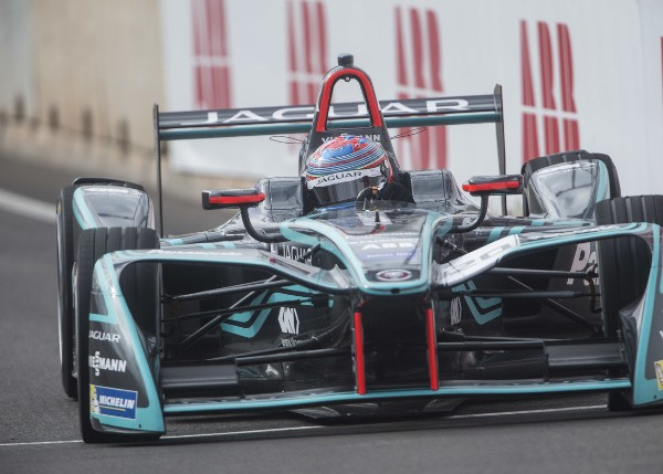 JAGAUR RACING TO HUNT FOR POINTS IN MEXICO CITY