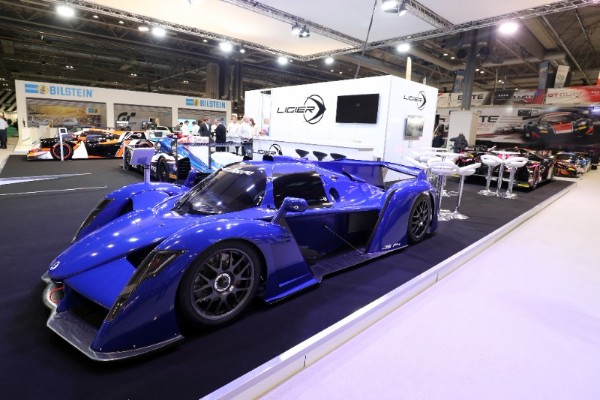LIGIER JS P4 ELIGIBLE TO RACE IN LMP3 CUP CHAMPIONSHIP IN THE UK