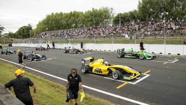 Manfeild will host the NZ Grand Prix for next two years, but improvements needed