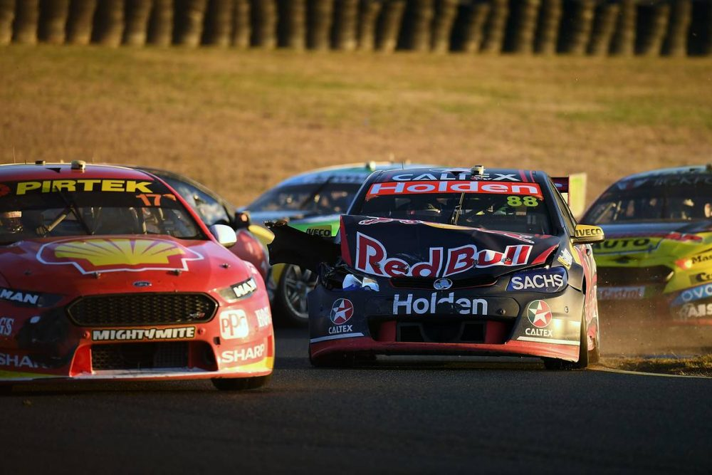 Motorsport: Supercars championship launched in Sydney