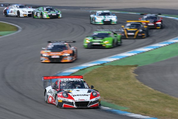 PRECOTE HERBERTH MOTORSPORT WILL COMBINE EXPERIENCE WITH YOUTH IN THE ADAC GT MASTERS
