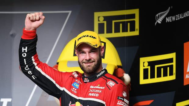 Shane van Gisbergen to jump seas and from Supercars to drifting