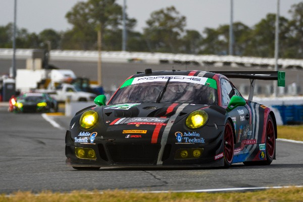 TEST TIME: 16 PORSCHE RACERS TO GET PRE-SEASON SEBRING TEST THIS WEEK