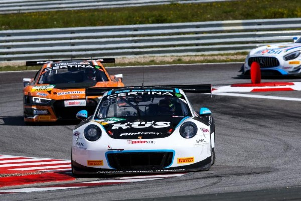 "TIMO BERNHARD: ""LOOKING FORWARD TO NEW ROLE IN THE ADAC GT MASTERS"""