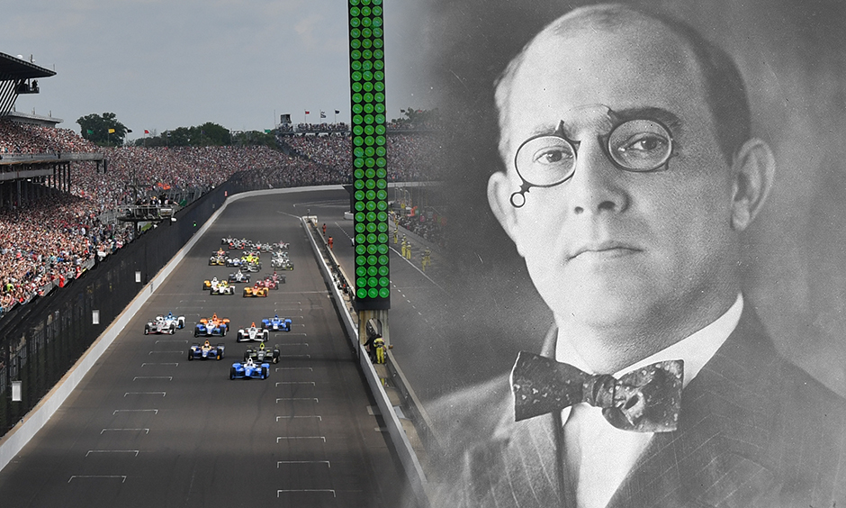 IMS co-founder Fisher inducted into Motorsports Hall of Fame of America