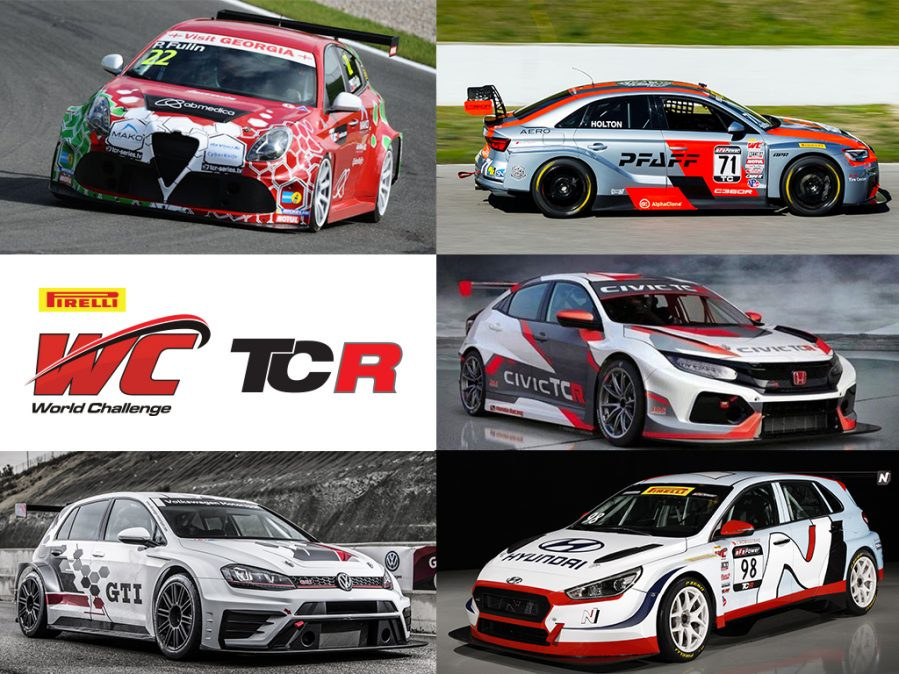 New TCR Class Debuts at PWC GP of Texas at COTA March 23-25