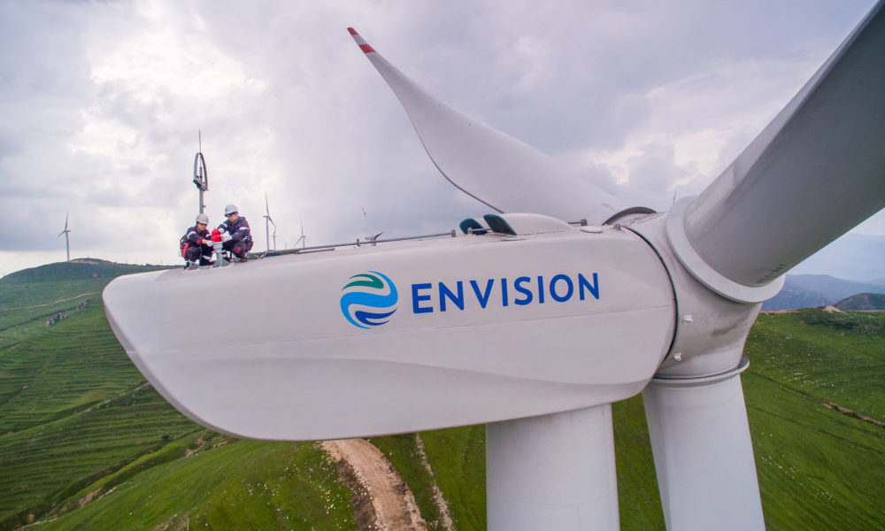 Envision Energy Close to Team Buy-In