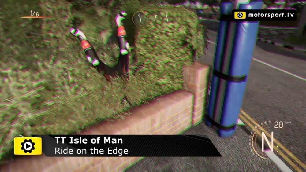 TT Isle of Man – Kompilasi Kecelakaan/Crash Compilation