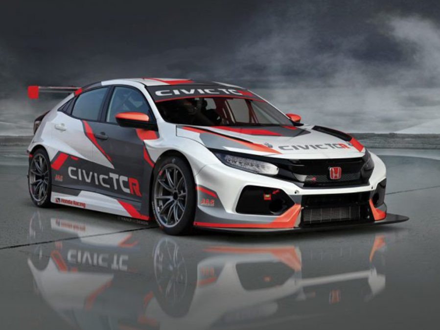 RealTime Joins PWC TCR Battle with Honda Civic Type R