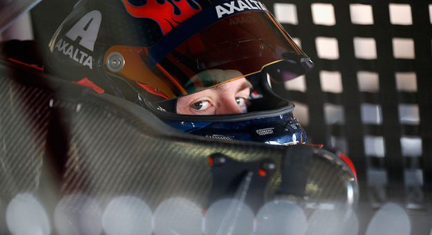 Darian Grubb, William Byron learning in tandem on No. 24 team