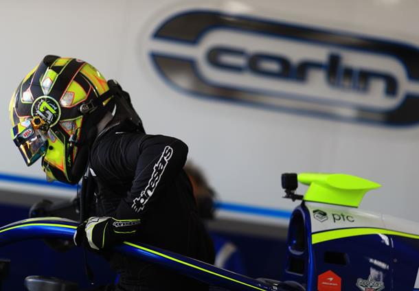 Norris quickest on second morning at Le Castellet