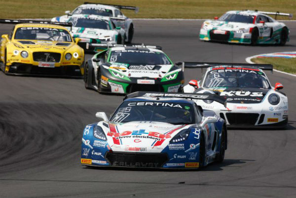 ADAC GT MASTERS TITLE DEFENDERS CALLAWAY COMPETITION WITH NEW DRIVER LINE-UP