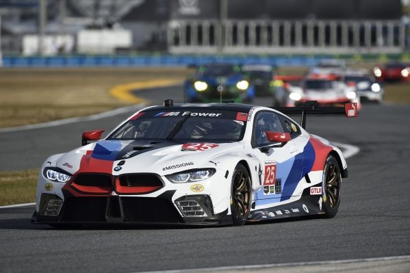 BMW TEAM RLL READY FOR SEBRING