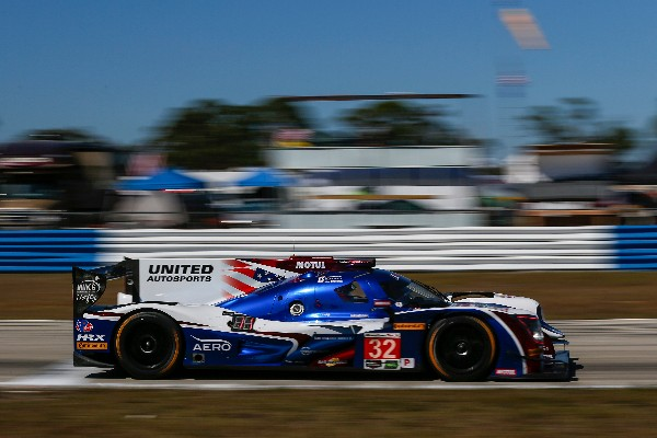 BRILLIANT SECOND CONSECUTIVE TOP-FIVE IMSA FINISH FOR UNITED AUTOSPORTS