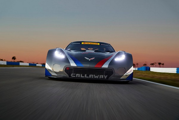 CALLAWAY COMPETITION USA RETURNS TO St