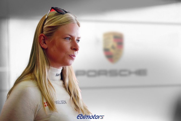 CHRISTINA NIELSON JOINS EBIMOTORS AT THE 24 HOURS OF LE MANS