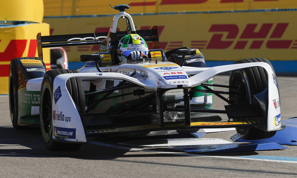 Di Grassi Sets Fastest Ever Lap at Punta del Este in FP2