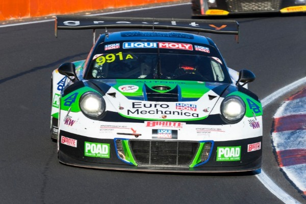 DARRYL O'YOUNG PARTNERS AIDAN READ IN THE #991 PORSCHE 911 GT3 R TO COMPLETE THE BLANCPAIN GT SERIES ASIA LINE-UP FOR CRAFT-BAMBOO