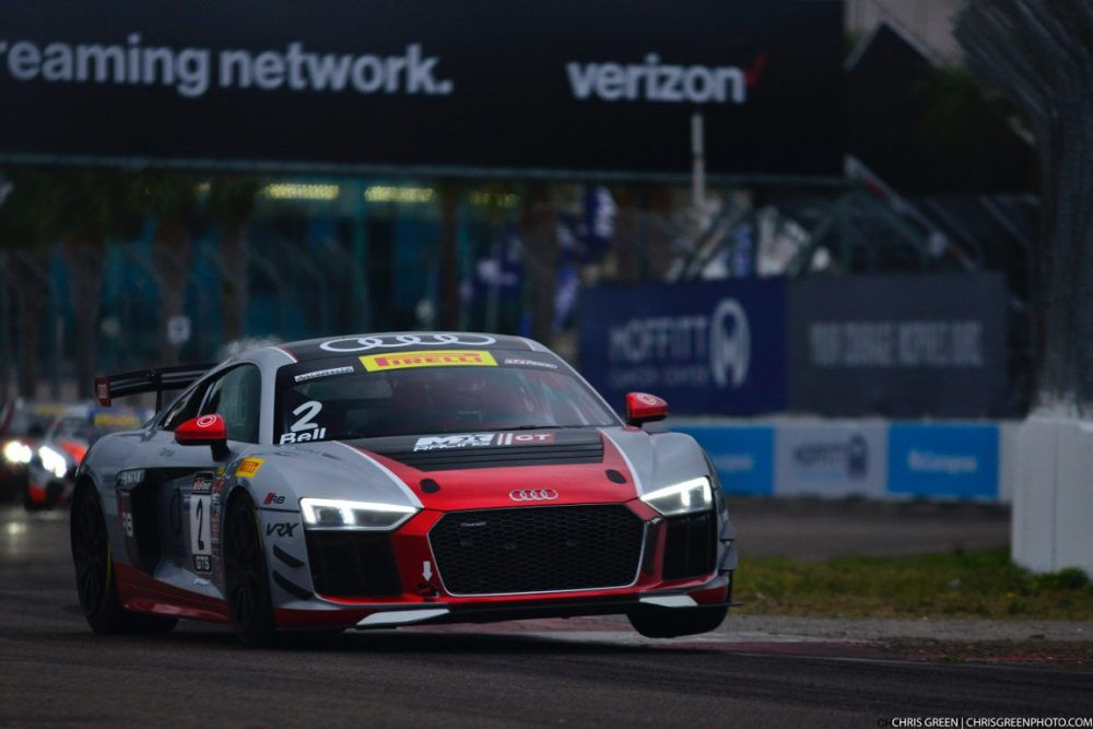 M1 GT RACING ADDS PODIUM RESULT TO RESUME