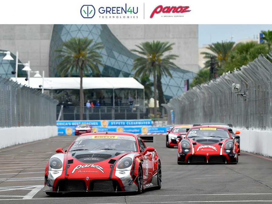 Team Panoz Racing Pleased with its 2018 PWC Kickoff Weekend Results