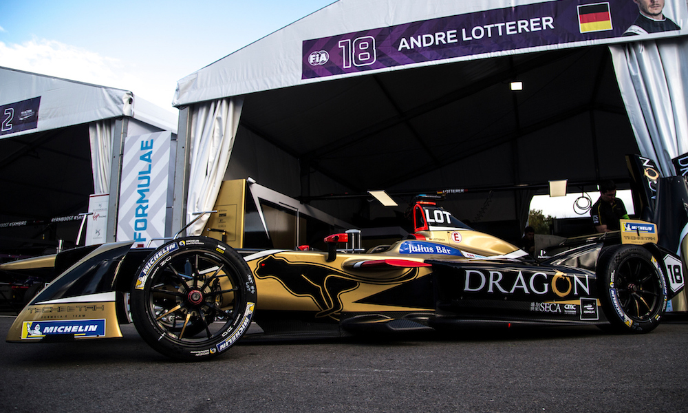 Techeetah Announces New Primary Sponsor