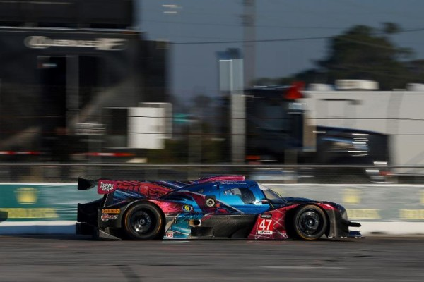 DIFFERENT DRIVER, SAME RESULT AS FORTY7 MOTORSPORTS SCORES SECOND CONSECUTIVE IMSA PROTOTYPE CHALLENGE POLE