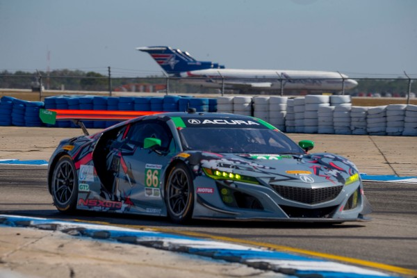 DOUBLE TOP TEN FOR MICHAEL SHANK RACING AT SEBRING