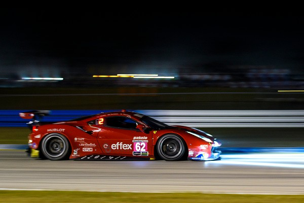 FERRARI RETURNS TO FLORIDA FOR 12 HOURS OF SEBRING