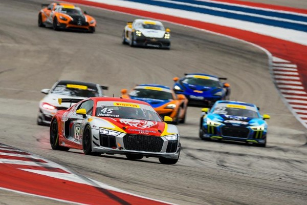 FLYING LIZARD MOTORSPORTS PRODUCES MONUMENTAL EFFORT AT CIRCUIT OF THE AMERICAS