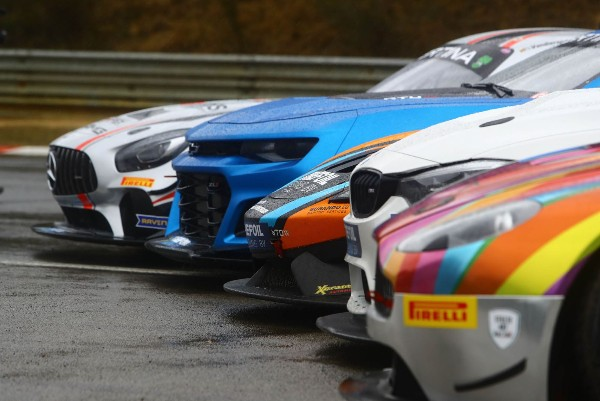 GT4 EUROPEAN SERIES ANNOUNCES 47-CAR FULL SEASON ENTRY LIST