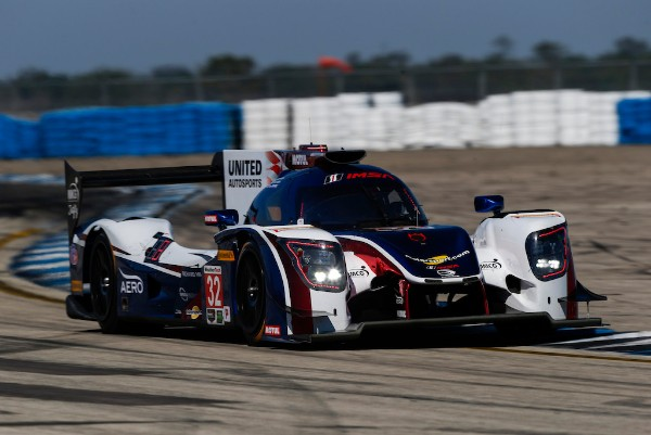 HANSON CLAIMS EXCELLENT TOP-FIVE PLACING IN MAIDEN SEBRING RACE