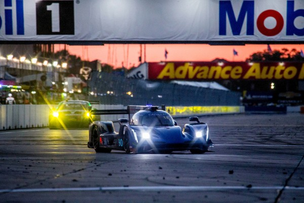 HEARTBREAK FOR SPIRIT OF DAYTONA RACING AT SEBRING