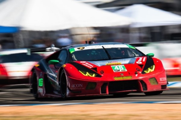 LAMBORGHINI WINS AT THE 12 HOURS OF SEBRING