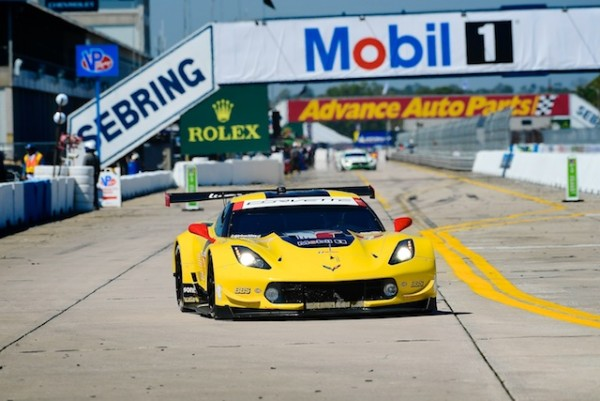 MAGNUSSEN READY FOR RECORD-EQUALLING 20th CONSECUTIVE SEBRING START