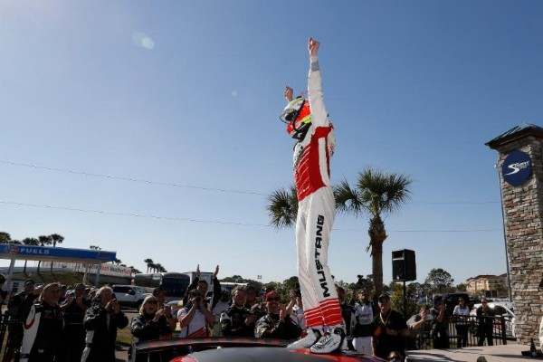 MARCELLI, STACY PUT FORD ATOP CTSC LEADERBOARD ONCE AGAIN WITH WIN AT SEBRING