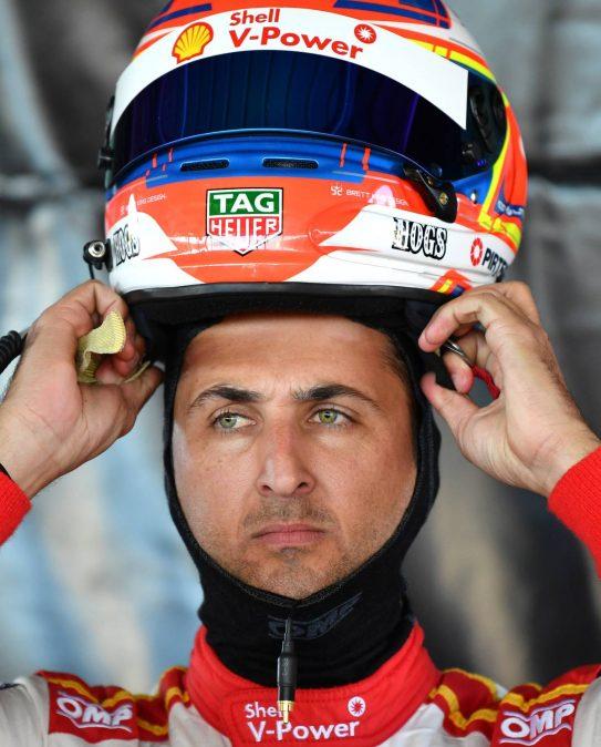 Motorsport: Fabian Coulthard's flying under radar