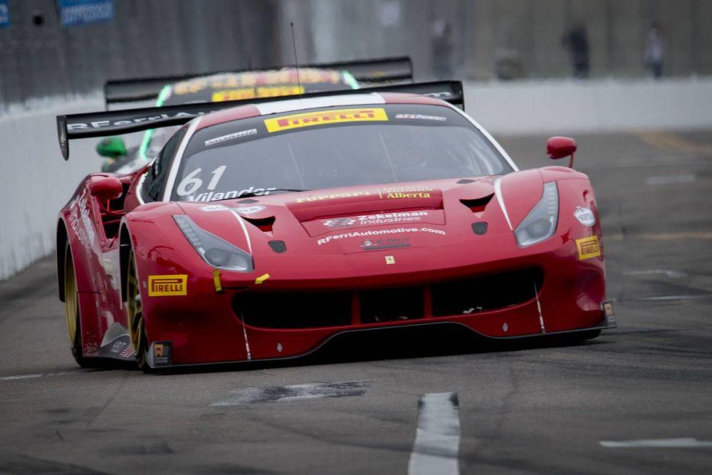 Motorsport: Ferrari challenge set for Hampton Downs