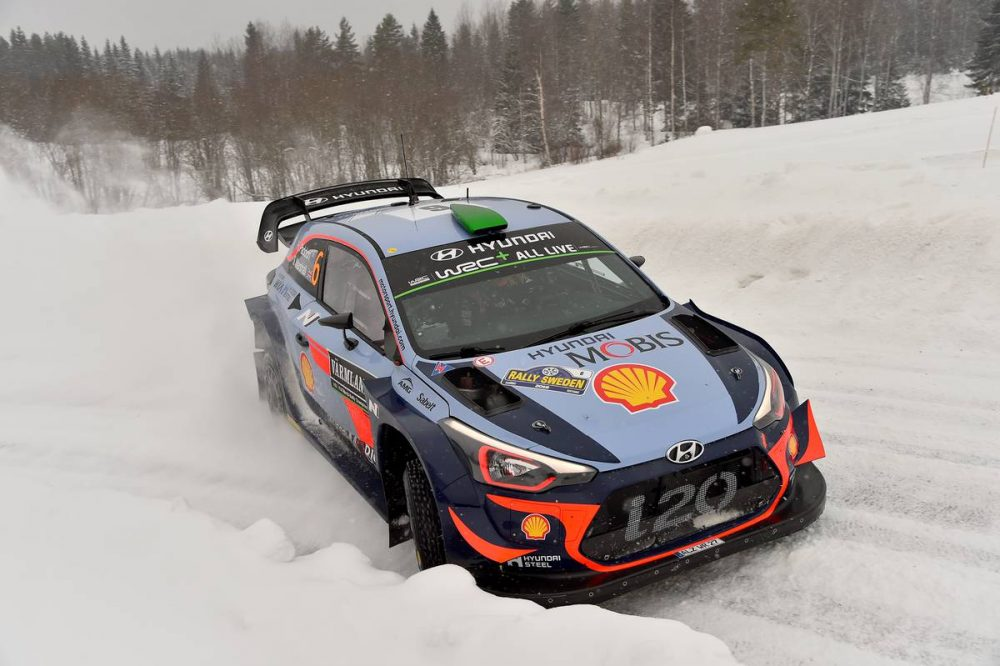 Heat on WRC star Hayden Paddon to earn new contract