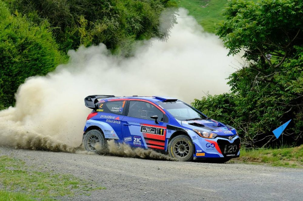 Motorsport: Paddon eyes NZRC title but he could face opposition