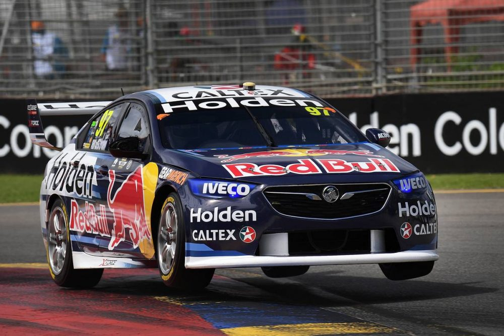 Motorsport: Van Gisbergen fastest in Adelaide qualifying