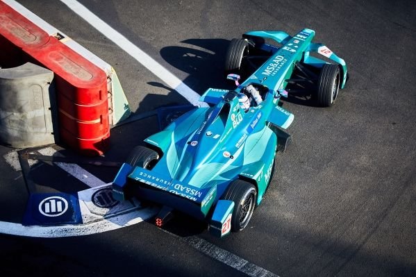 MS&AD ANDRETTI FORMULA E FULLY CHARGED FOR URUGUAYAN CHALLENGE