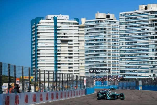 MS&AD ANDRETTI FORMULA E MISSES OUT ON POINTS IN PUNTA DEL ESTE