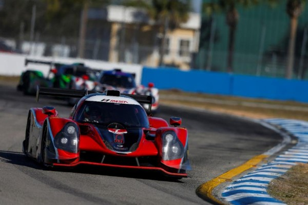 O'WARD CHARGES THROUGH FIELD AFTER LATE-RACE RESTART TO WIN IMSA PROTOTYPE CHALLENGE AT SEBRING