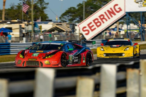 PAUL MILLER RACING TAKES CHAMPIONSHIP LEAD WITH SEBRING 12 HOUR TRIUMPH